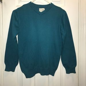 Boys V-Neck Sweater